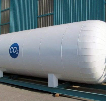 bồn chứa co2 lỏng